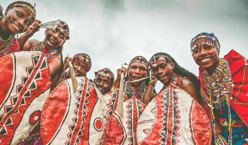 maasai   Jon Thorne photography